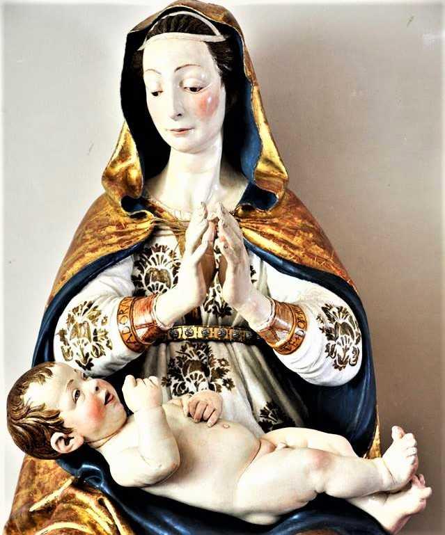 IL RUGGITO / La Madonna delle grazie guarisce una bambina teramana