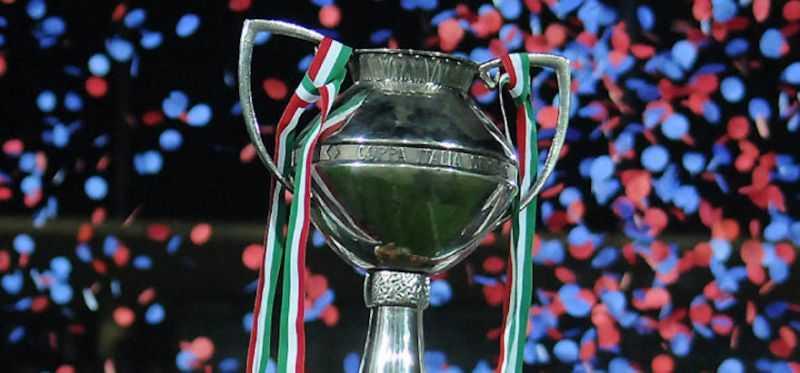 Calcio Coppa Italia, trasla al 21 agosto l'inizio