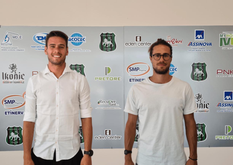 Calcio D, a Castelnuovo arrivano i nuovi acquisti Busetto e Marianeschi