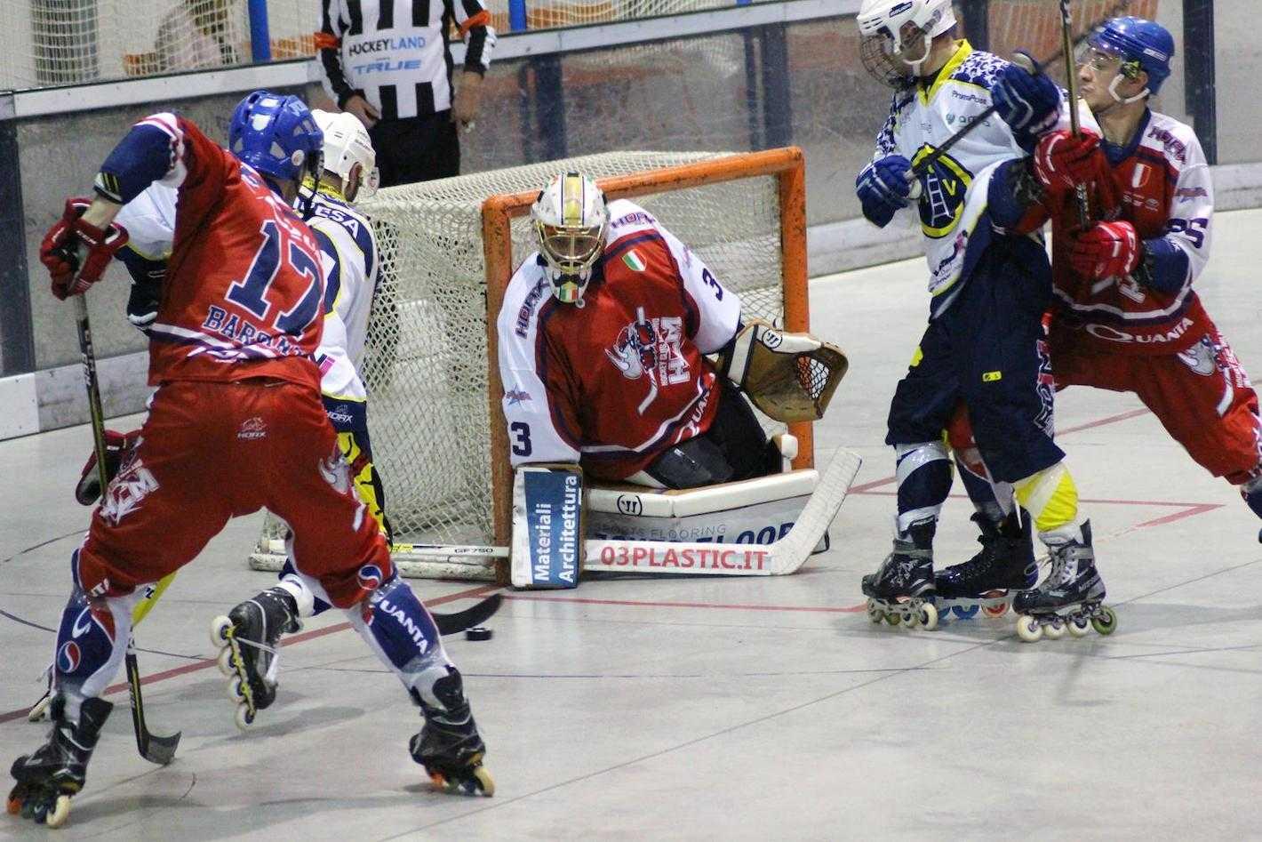 Hockey in line, Mondiali a Roccaraso con la Regione che stanzia 400 mila euro