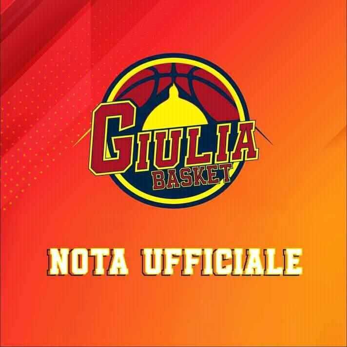 Basket B, il Giulia Basket parteciperà regolarmente al prossimo campionato