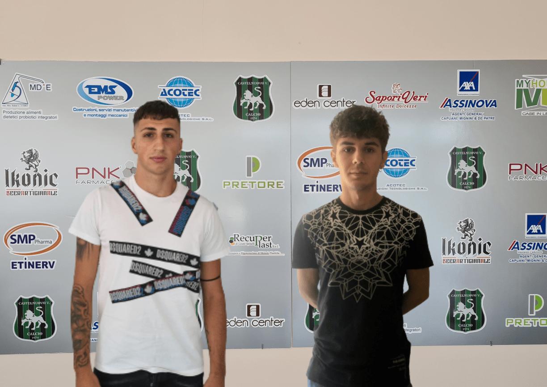 Calcio D, due fuoriquota rinforzano il Castelnuovo: Modugno e Petronelli