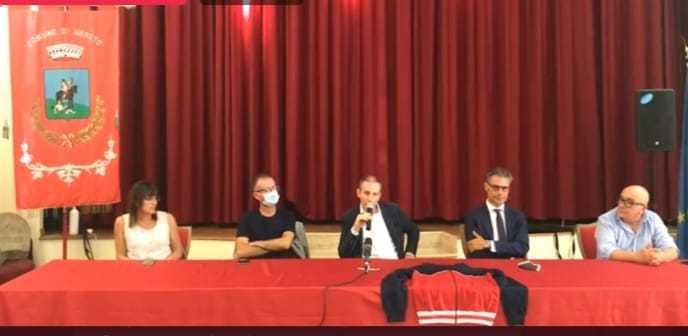 VIDEO e FOTO | Nereto in serie D, Luciano Bartolini: le ragioni di una scelta