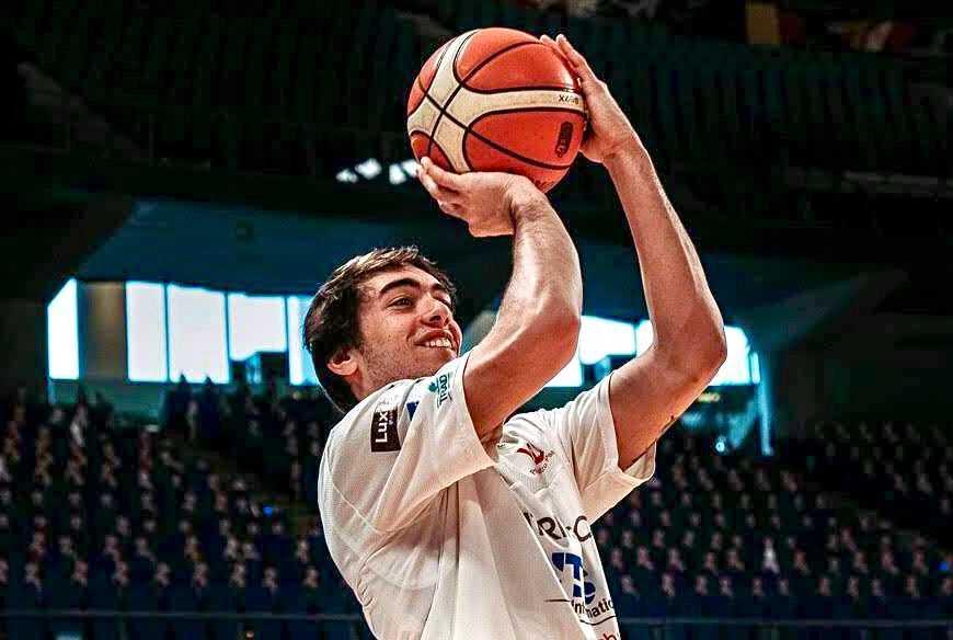 Basket B, Teramo: la guardia ala Alessandro Bonci è un nuovo giocatore della Rennova