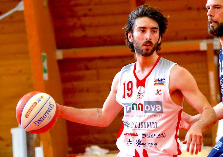 "Basket B, Marco Cucco resta in casa Rennova Tasp: ""Sono felicissimo"""