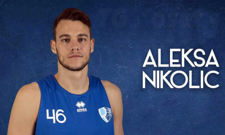 Basket B, secondo anno a Roseto per Aleksa Nikolic