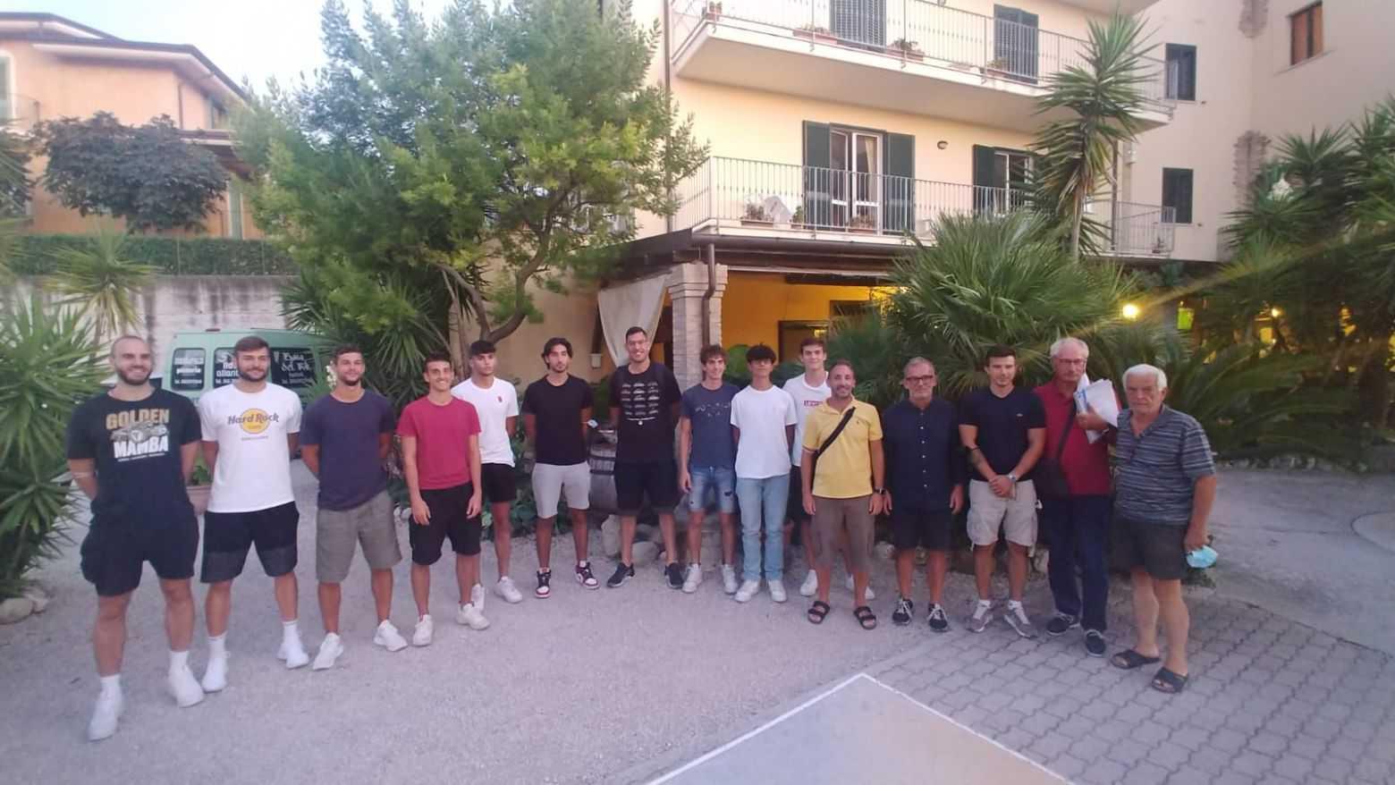 Basket B, avviata la stagione del Giulia Basket con Domizioli alla guida