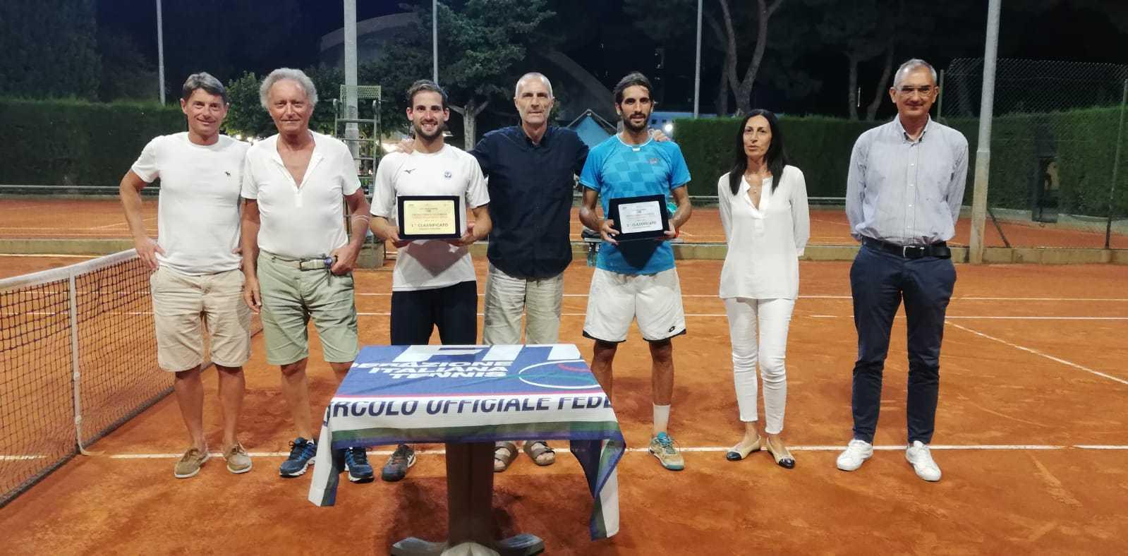 FOTO   Tennis, Torneo Nazionale Open di Giulianova: trionfa il toscano Davide Galoppini
