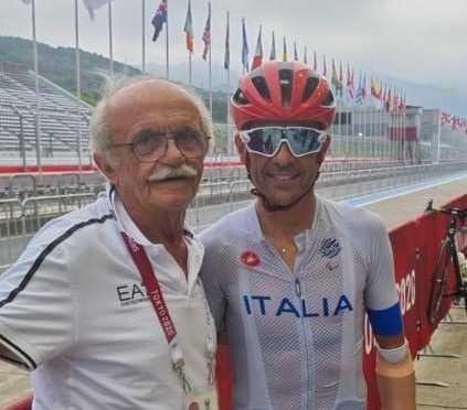 Paralimpiadi, ciclismo: Pierpaolo Addesi domani alla crono di 32 Km