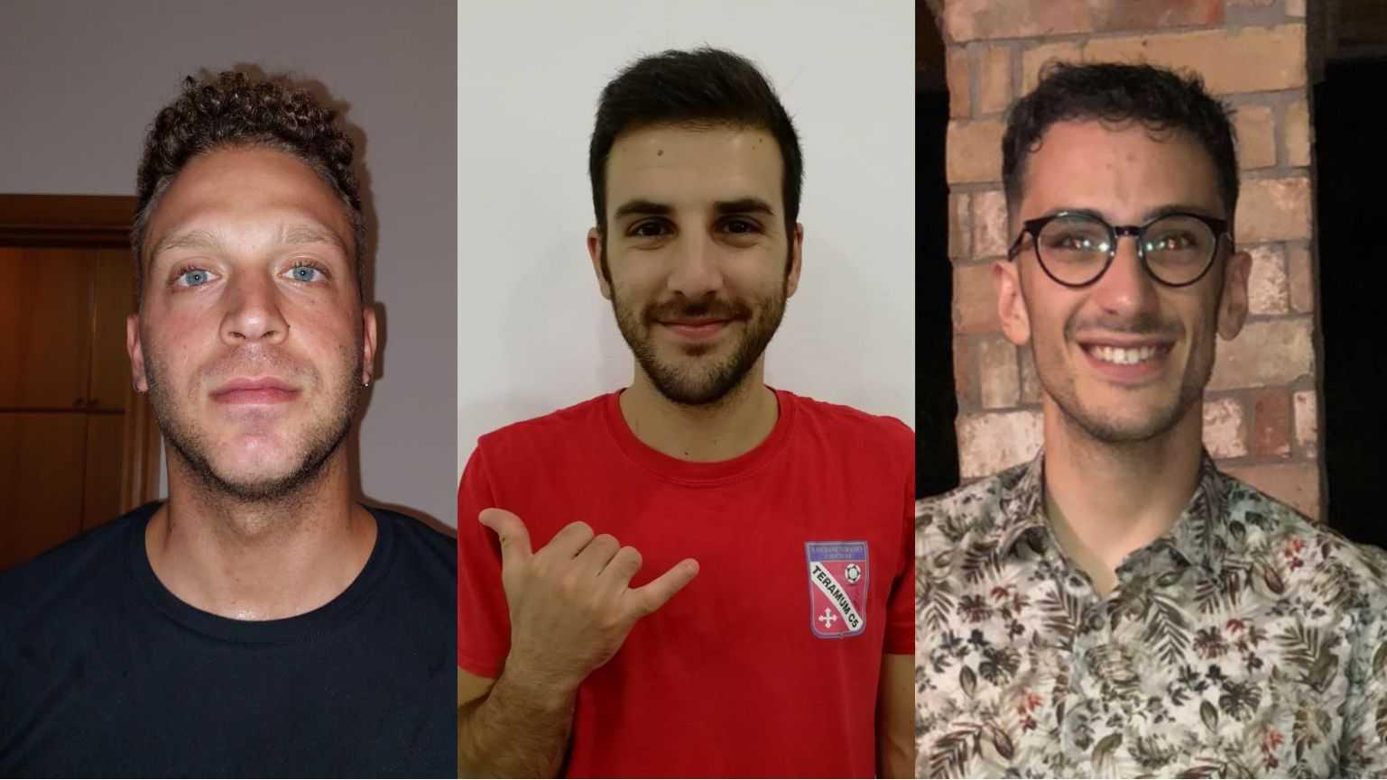 Calcio a 5, tris di arrivi in casa Lisciani Teramo: ecco Visciotti Di Sabatino e Di Donato