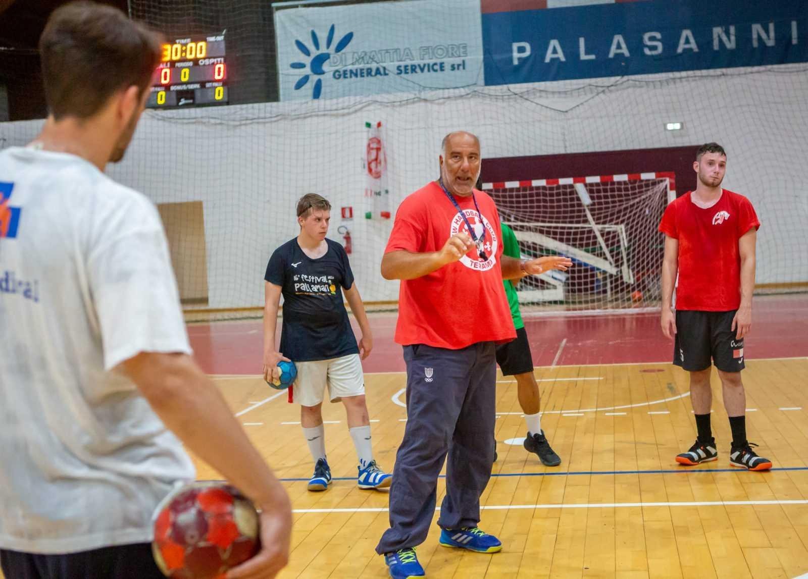 Handball, Massotti al servizio del settore giovanile Lions