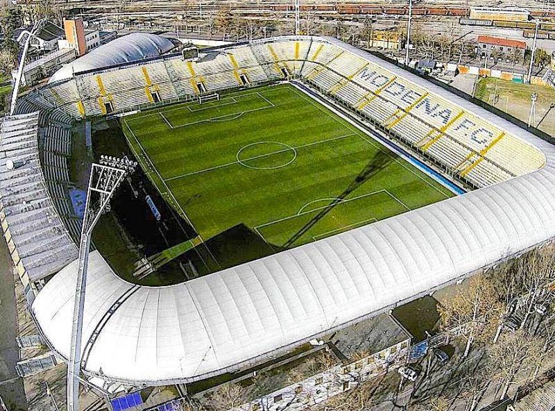 Calcio C, sono in prevendita i tagliandi per Modena-Teramo