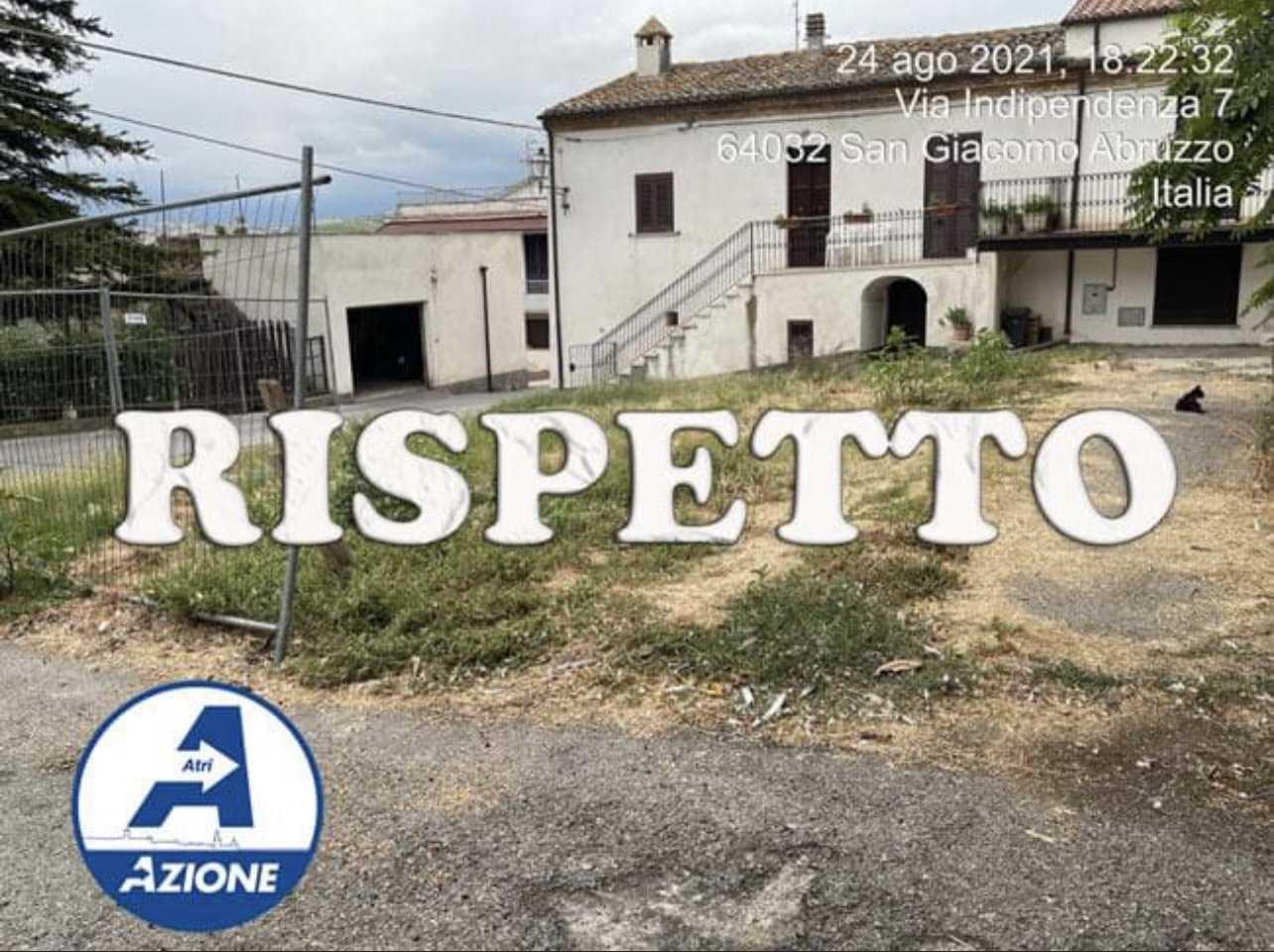 """Atri in Azione: """"sulle criticità di frazione San Giacomo l'Amministrazione continua a tacere"""""""