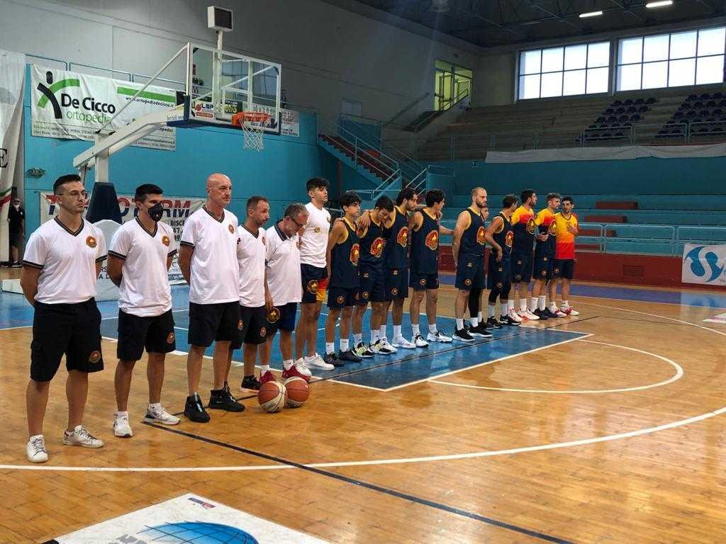 Basket Coppa, dopo 2 supplementari il Giulia Basket cede al Bisceglie (84-81)