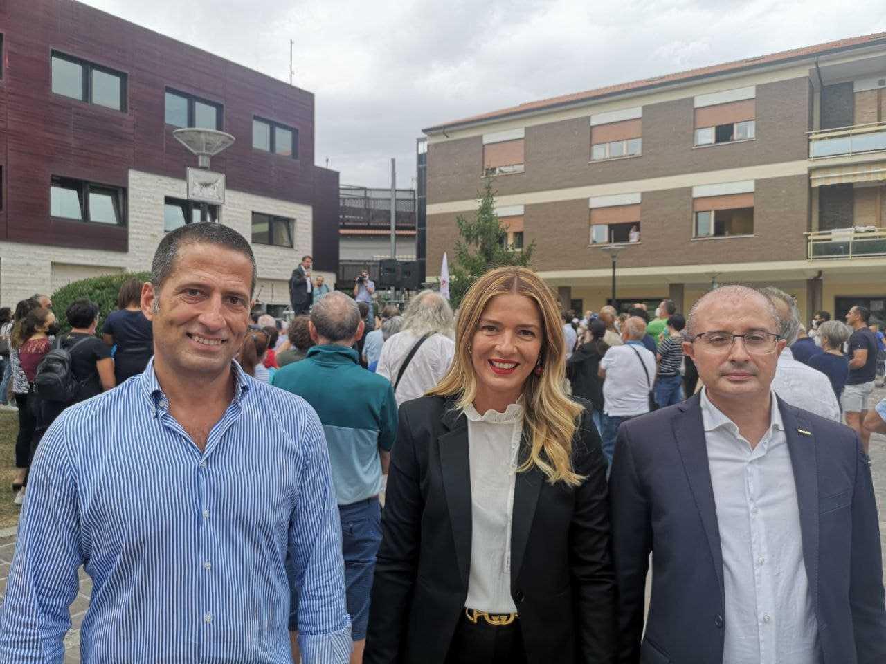 """Conte in Abruzzo, Sara Marcozzi: """"Segni di speranza tra confronto, condivisione, entusiasmo e piazze piene"""""""