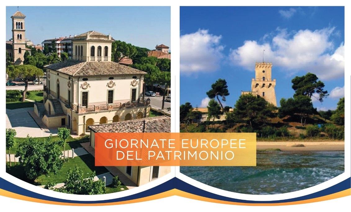 Giornate Europee del patrimonio, doppio appuntamento a Pineto