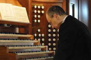 """Teramo, Roberto Marini inaugura la 36ͣ edizione de """"I Concerti d'Organo"""" della Società Riccitelli"""