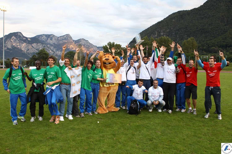 Atletica Vomano, trent'anni di attività e di successi da festeggiare