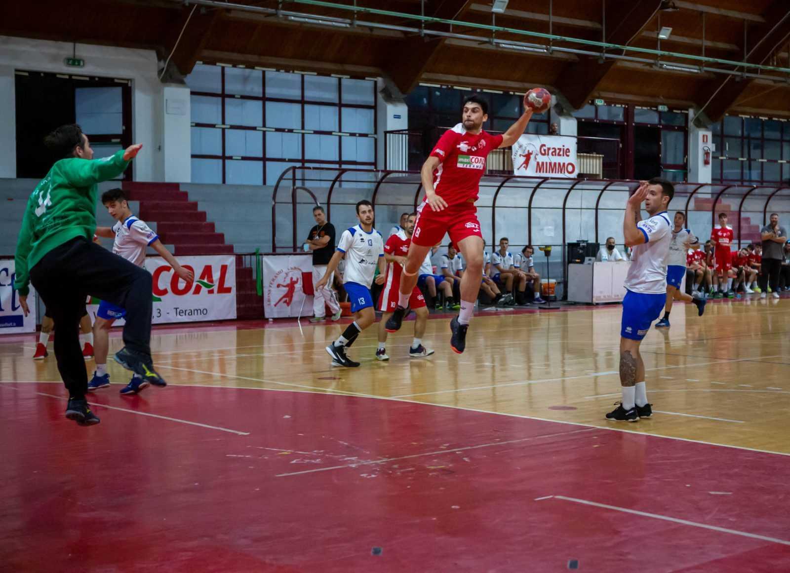 Handball A2/M, i Lions Teramo a caccia di conferme a Prato