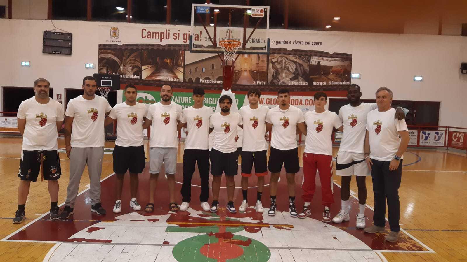 Basket C Silver, la Farnese ingaggia Nyonse, Mariani e Massotti: D'Angelo il vice Tempera