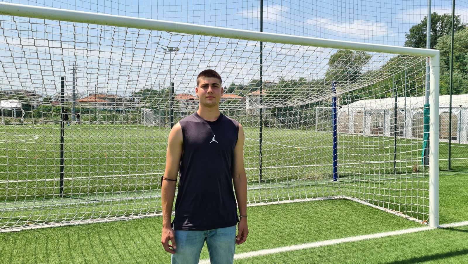 Calcio D, Castenuovo: Greis è un 2004 ed è nazionale israeliano. Difenderà la porta neroverde