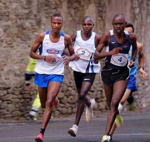 Atletica Vomano: Peter Mwaniki Njeru vince la gara Internazionale di Sansepolcro
