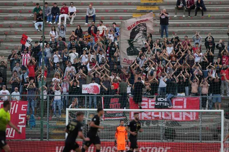 Calcio C, via alla prevendita per Teramo-Gubbio di sabato (17:30)