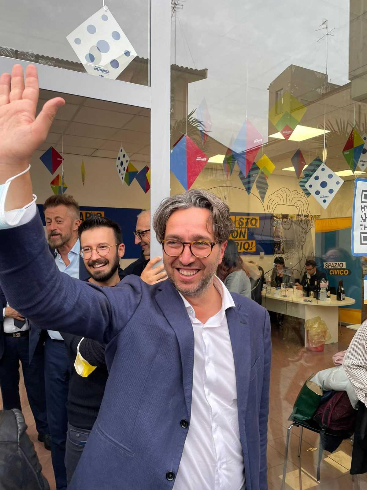 FOTO | Elezione Roseto, Nugnes: 6.233 preferenze (56,03%) per il neo primo cittadino. Gli eletti