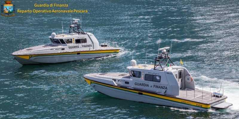 """Operazione """"Virtual Flag"""", barche immatricolate all'estero e non dichiarate. Evasione fiscale da 3 milioni di euro"""