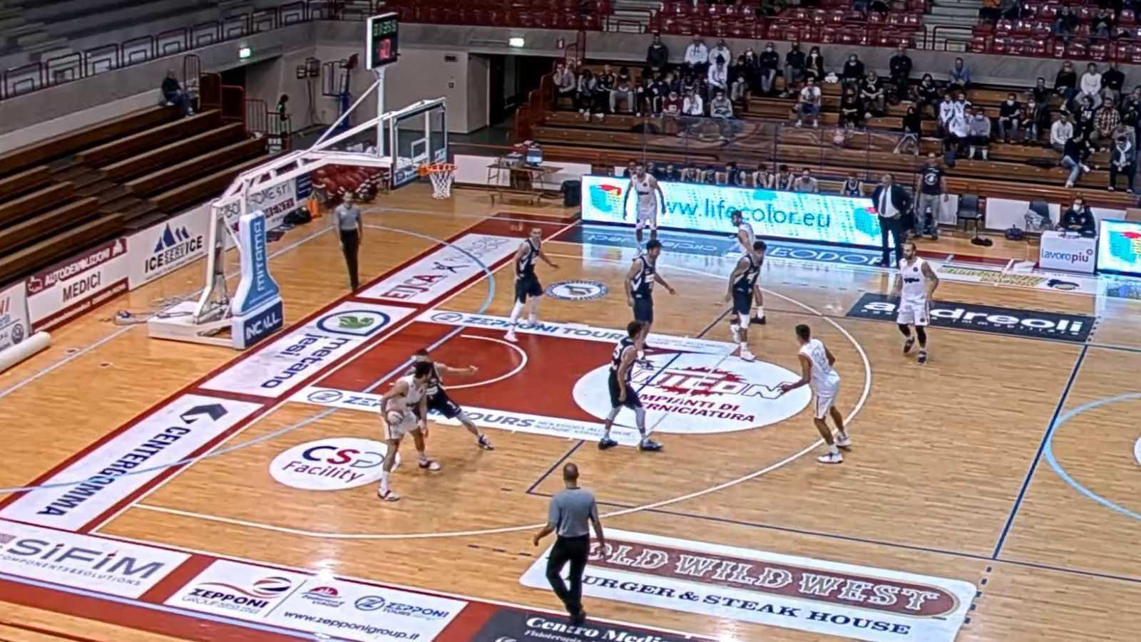 Basket B, espugnato il Palatriccoli di Jesi (55-72): stupisce il Giulia Basket