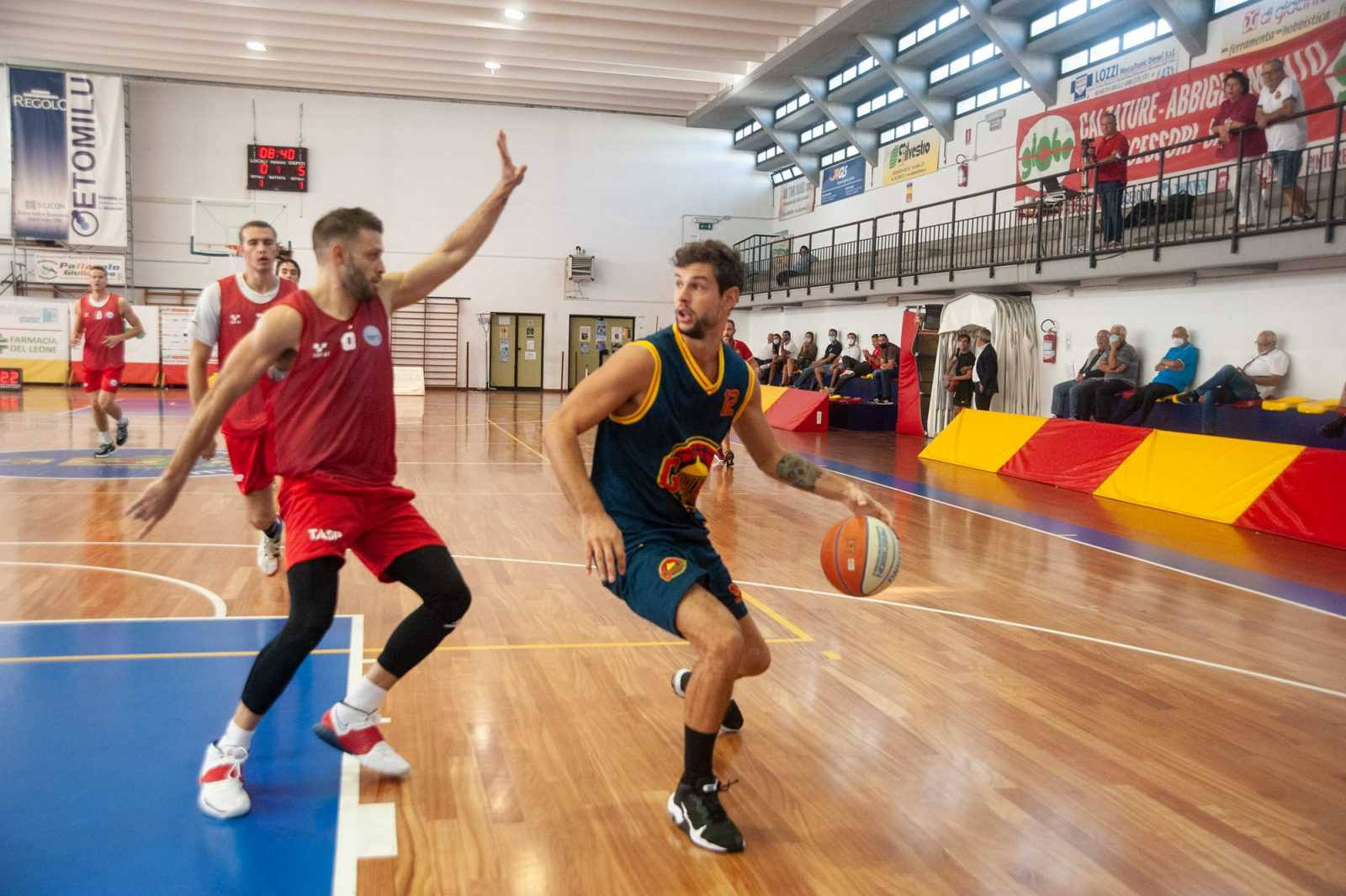 Basket B, si alza il sipario sul campionato: il Giulianova riceve la Virtus Civitanova