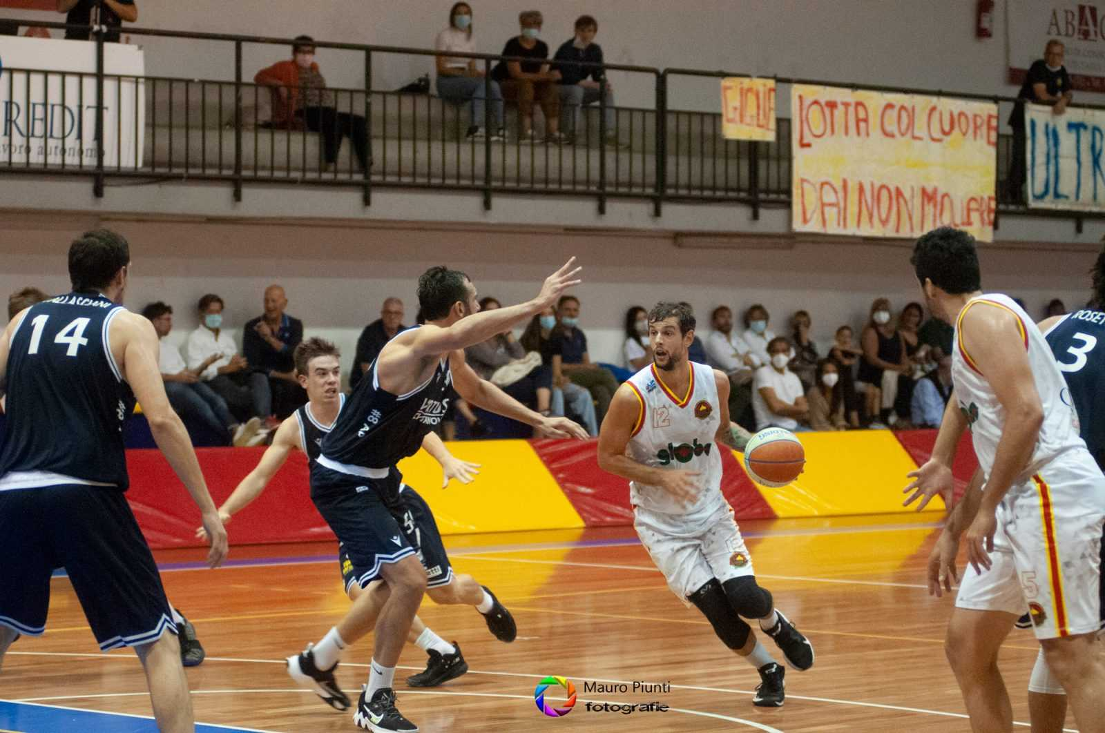 Basket B, a Jesi la prima trasferta stagionale del Giulia Basket
