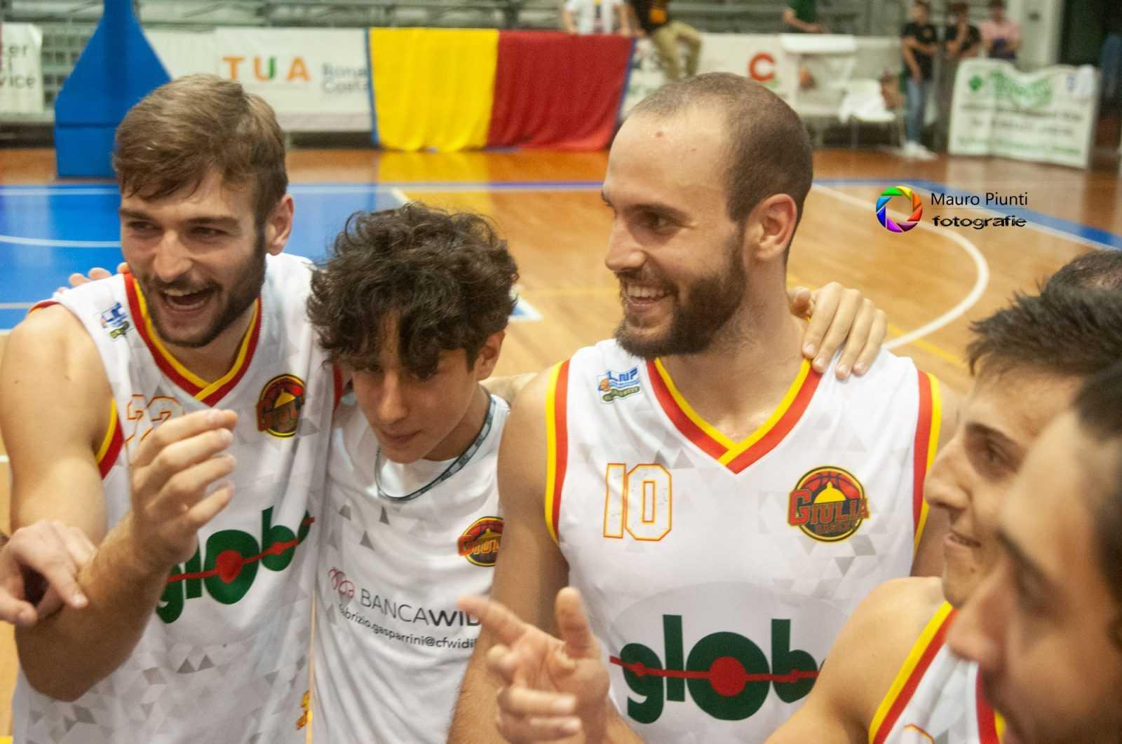 Basket B, il Giulianova vuole continuare a stupire ricevendo l'Ozzano