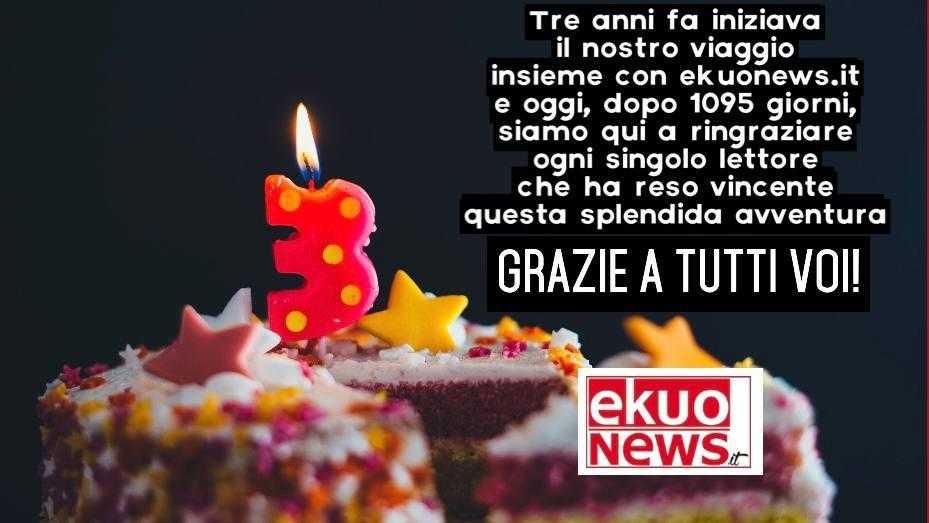 2018-2021: i primi tre anni di ekuonews.it