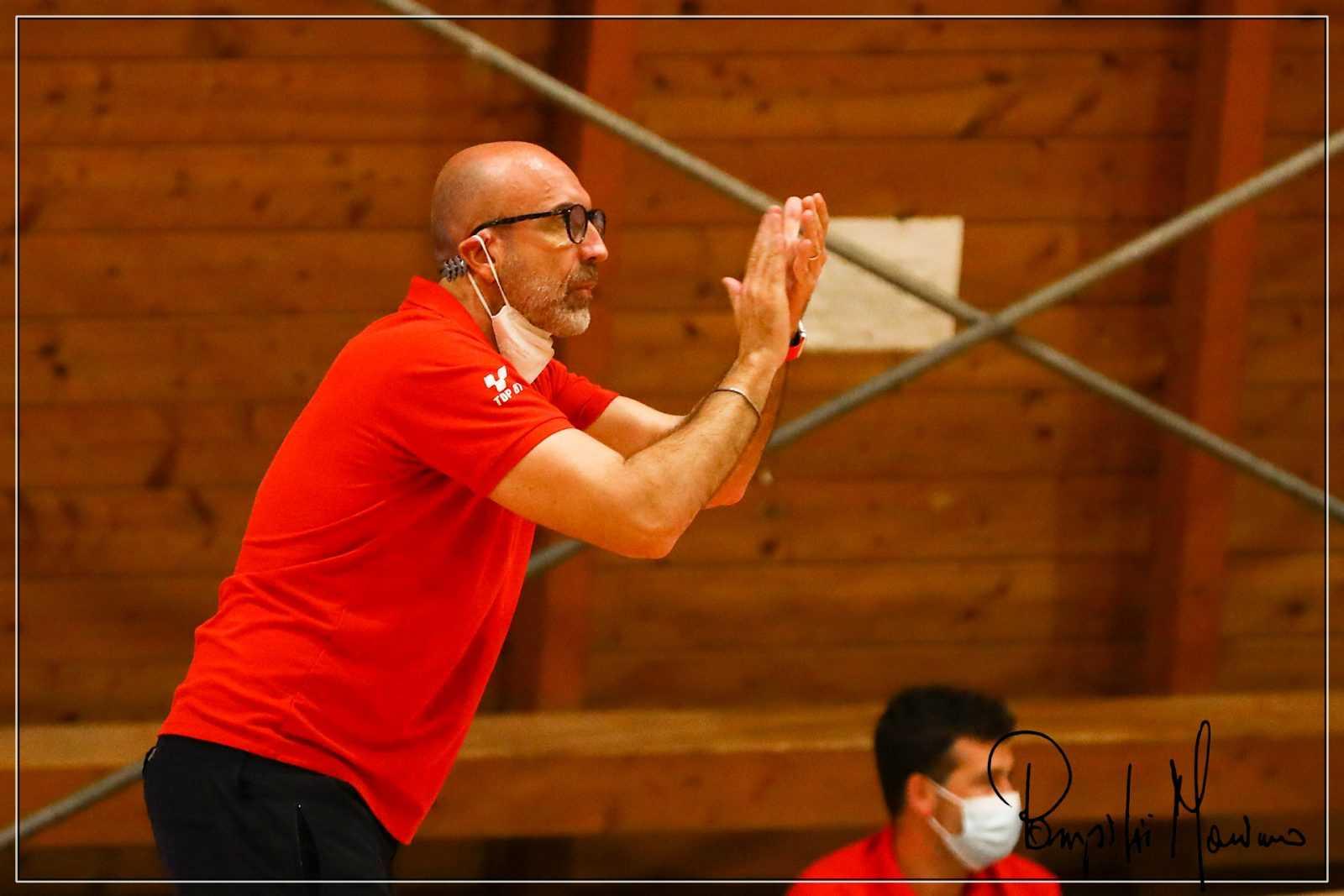 """Basket B, la Rennova Tasp riceve il forte Rimini. Salvemini: """"Bisognerà essere solidi"""""""