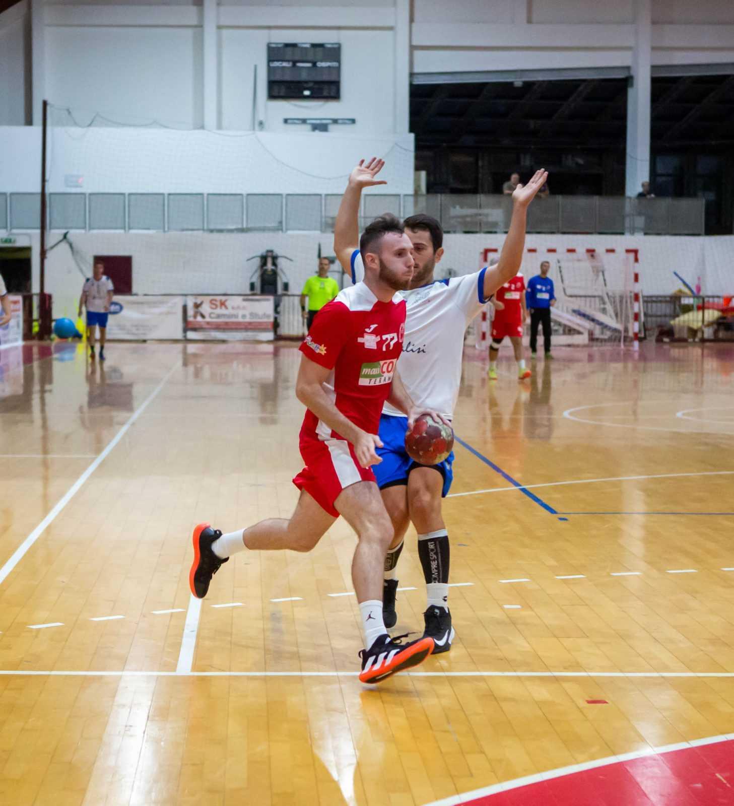 Handball A2/M, Lions pronta a ricevere il San Lazzaro per il tris di vittorie