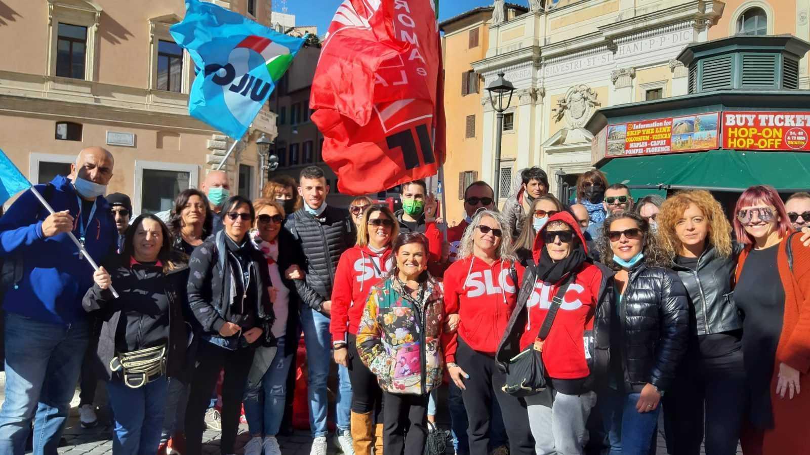 Lavoro, Pezzopane-Mura (Pd): in piazza a fianco dei lavoratori Inps per vertenza su internalizzazione. Governo e INPS facciamo la loro parte