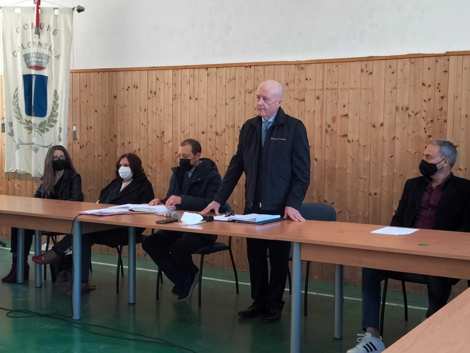 VIDEO E FOTO  Colonnella, primo consiglio comunale dell'era Massi: ecco i nomi della giunta e tutte le deleghe