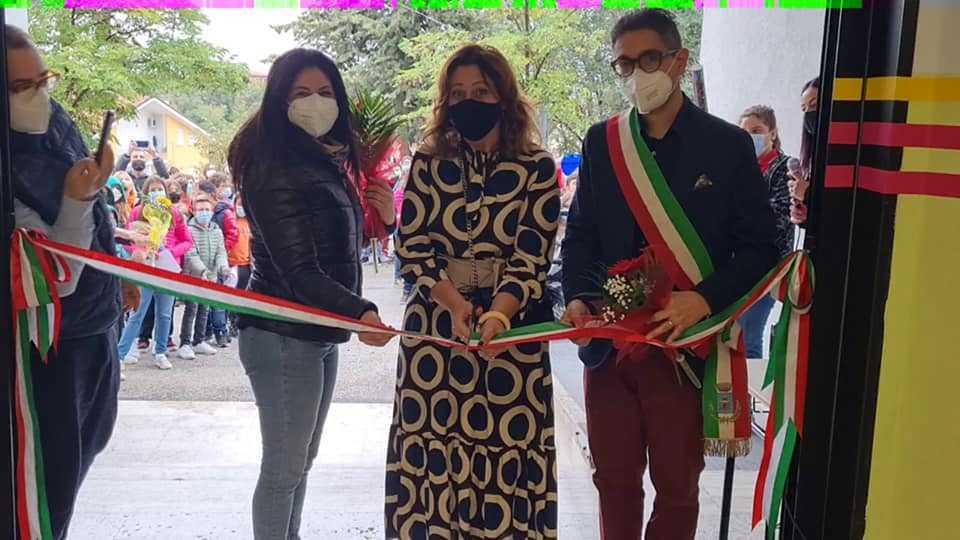 """FOTO   Sant'Omero, scuola secondaria di primo grado: parte il progetto """"DADA"""""""