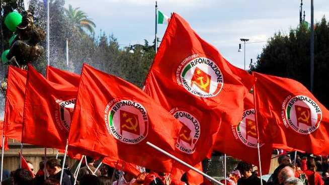 Manifestazione contro il fascismo, anche Rifondazione Comunista a Roma con la Cgil