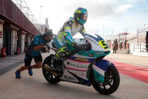 Moto, il giuliese Matteo Ciprietti su Ducati è campione italiano nella Big Super Sport
